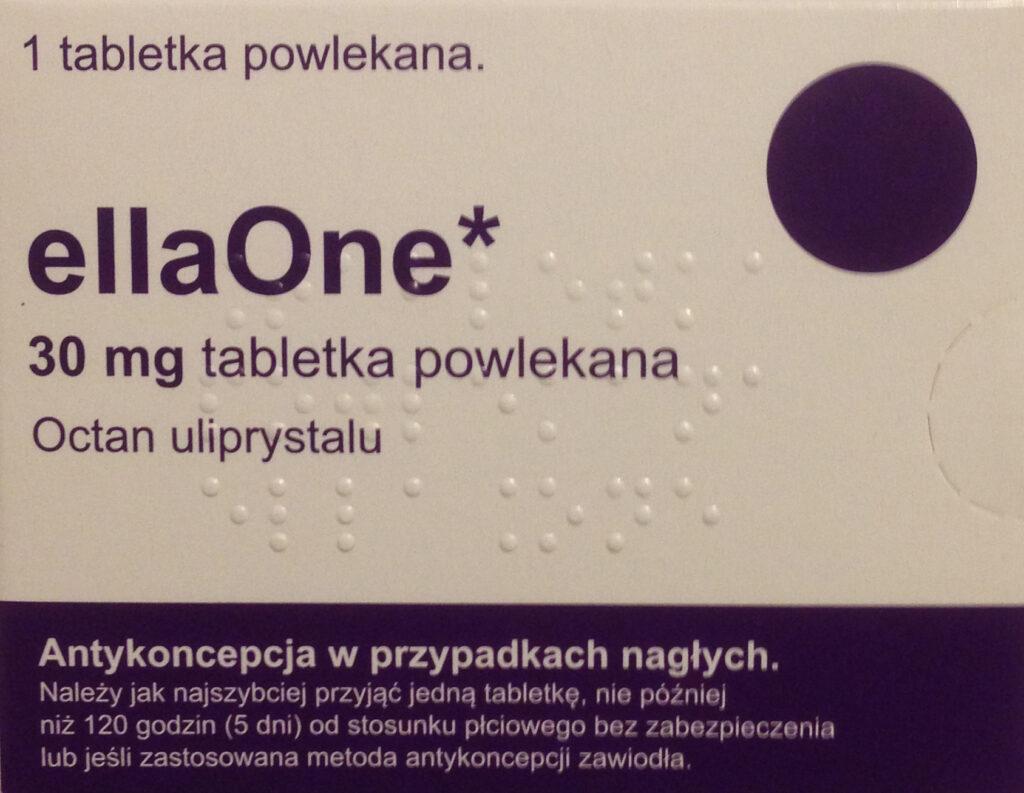 tabletka dzień po ellaOne